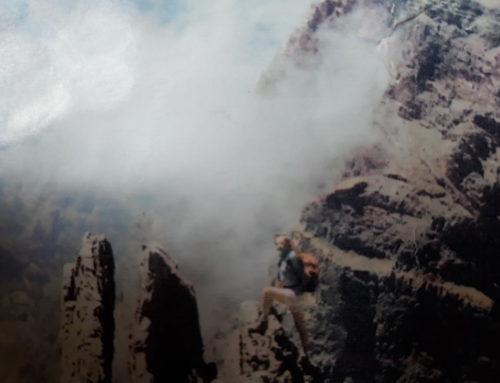 Au bord du volcan
